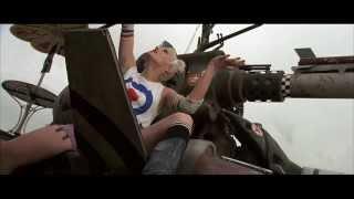 Tank Girl (2/2) Lori Petty and Naomi Watts are Post-Apocalyptic Tank Girls (1995) HD