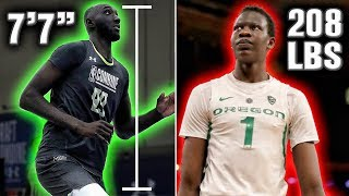 "The Winners And Losers 2019 NBA Draft Combine | Tacko Fall Is 7'7""?"
