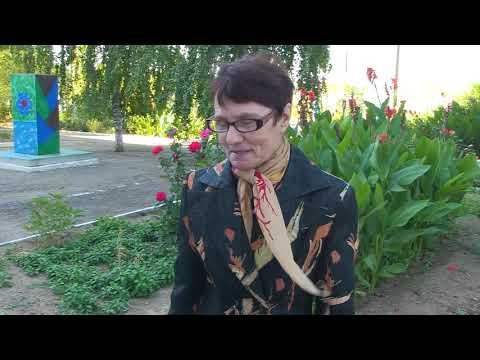 Ветеран Быковского аграрного техникума Анна Моисеевна Бондарь