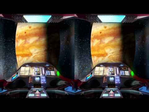 The Universe 7 Wonders Of The Solar System 3D HSBS