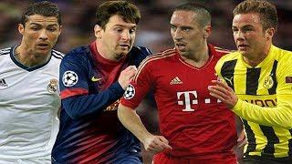 Ứng viên Vô Địch Cup C1 Real BỊ PHẾ NGÔI Barca thành số 1