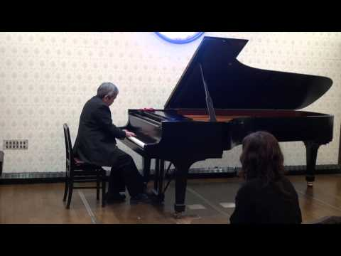 Talkative Continuation of the moment performance on Dec. 27.2014. Piano Solo Improvisation