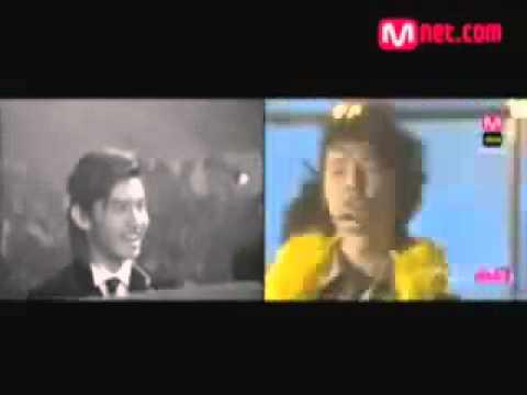 Hankyung Cries Seeing Heechul Singing