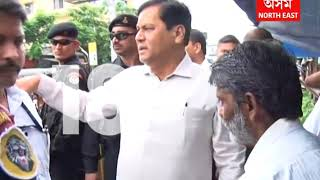 Assam CM sets 30-hr deadline for NHIDCL to repair NH 37 in Dibrugarh