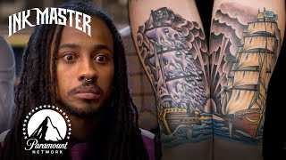 The Best (& Worst) Interlocking Tattoos | Ink Master