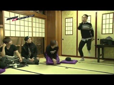 [WINNER] Mino imita a TOP / Mino imitates TOP