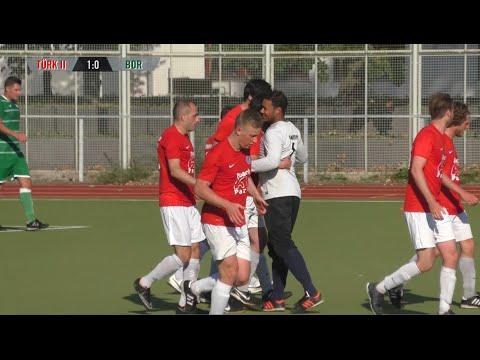 Türkiyemspor II - Borussia Pankow (Kreisliga A, Staffel 2) - Spielszenen   SPREEKICK.TV
