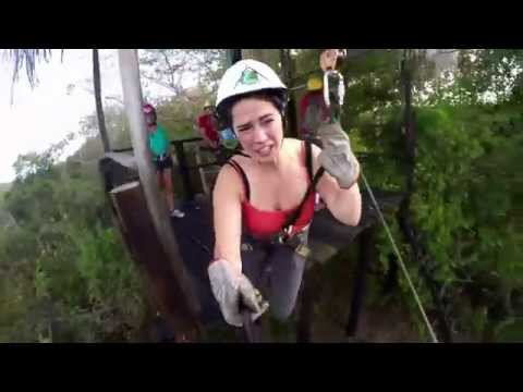 video Canopy Tours – Zip Line