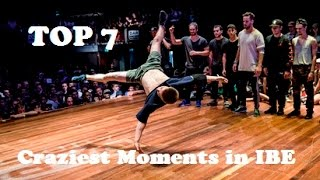 TOP 7 Craziest Moments in IBE History