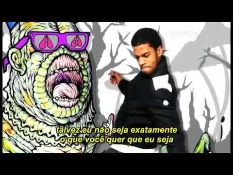 KiD CuDi - Maybe (Legendado By Kid Curly)