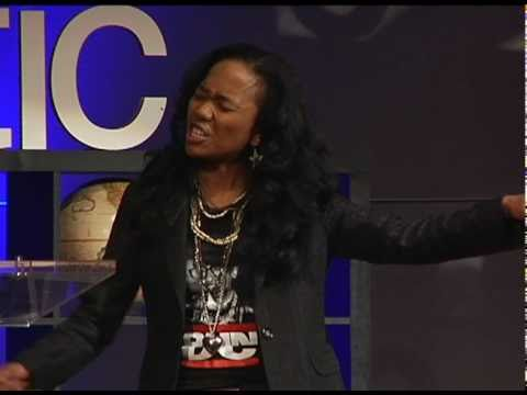 Sonja Sohn (Kima from The Wire) Poem: Run Free - YouTube