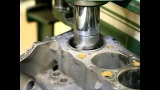 Cylinder Sleeve Install