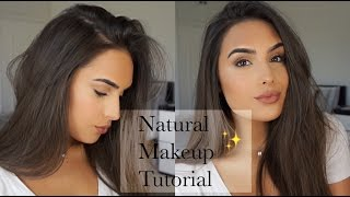 Natural Everyday Makeup Tutorial - DRUGSTORE