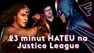 Justice League: Co všechno je špatně
