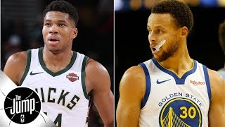 Did Giannis and the Bucks prove anything in win over Warriors? | The Jump