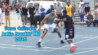 Bone Collector Ankle Breaker Mixtape 2016