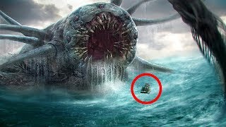 Most TERRIFYING Creatures From Greek Mythology!