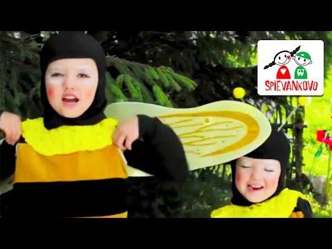 Spievankovo - One Two Three včelička je bee