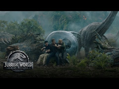 Jurassic World: Fallen Kingdom - Trailer Thursday (Run) (HD)