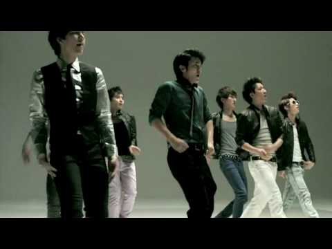 Super Junior - Super Girl (Korean) HD