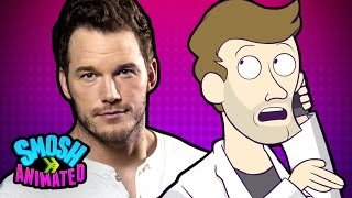 CHRIS PRATT HERPES DOCTOR?! (Smosh Animated)