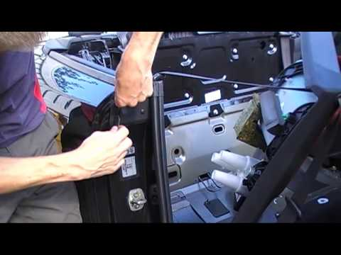 Renault Megane Cc 2004 Right Side Rear Window Mechanism