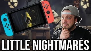 LITTLE NIGHTMARES for Nintendo Switch - Worth Checking Out? | RGT 85