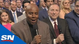 The Best Of Kenan Thompson At The 2019 NHL Awards