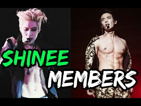 SHINee Members Profile 2016 (SACROSKPOP)