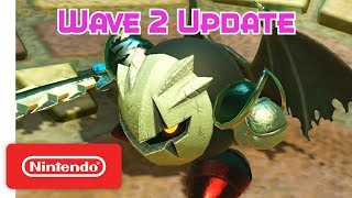 Kirby Star Allies: Wave 2 Update - Dark Meta Knight - Nintendo Switch