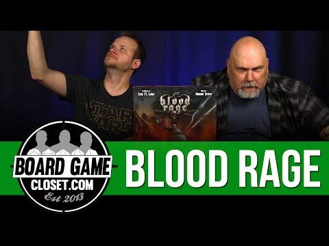 video Blood Rage