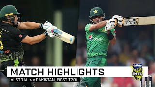 Captains fire before rain washes out first T20I | First Gillette T20I