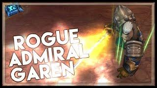 造型預覽 - Rogue Admiral 蓋倫