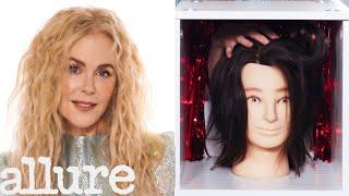 Nicole Kidman Touches Eyebrow Wigs, Bacon Toothpaste & Other Weird Stuff | Allure
