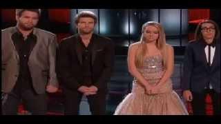 Danielle Bradbery Wins The Voice 2013