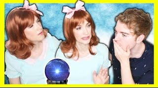 MY PSYCHIC READING (with The Psychic Twins)