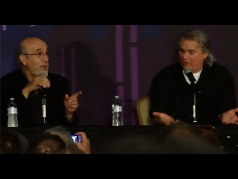 Richard Dean Anderson & Tony Amendola at the Comic Con part 2 ...