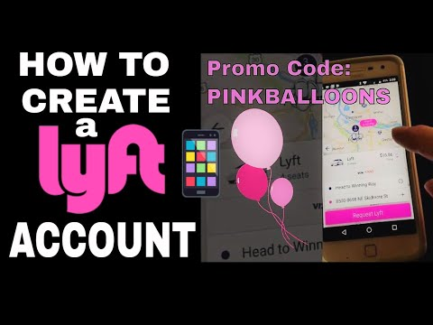 How to Create A Lyft Account