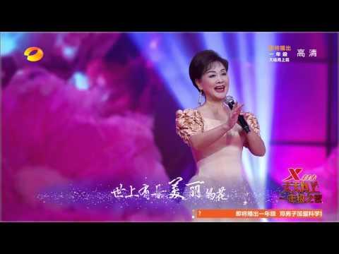 《天天向上》看点 Day Day UP 12/19 Recap: 李谷一献唱歌曲《绒花》宛如天籁-Li Gu Yi Singing Performance【湖南卫视官方版】