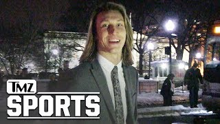 Clemson QB Trevor Lawrence Loved Trump's Fast Food, Can't Wait to Come Back!
