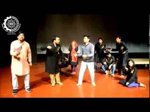 Dramatics Club of IIM Calcutta presents