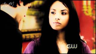 Damon & Bonnie | I'm on fire when you're near me...