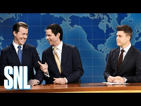 Weekend Update: Eric and Donald Trump Jr. on the Mid-Term Elections- SNL