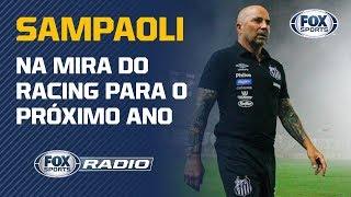 Sampaoli fora do Santos em 2020?