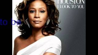 R.I.P. Whitney Houston - One Moment In Time
