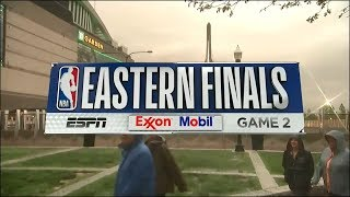 2018 NBA Playoffs ECF Cavaliers vs Celtics Game 2 ESPN Intro