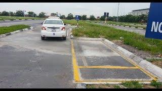 Hướng Dẫn Ghép Ngang xe - đỗ xe ô tô song song trên đường - Học Bằng Lái Xe ô Tô B2