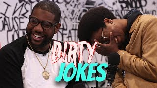 Dad Jokes | You Laugh, You Lose | Ron vs. Clint (Dirty Jokes Edition)