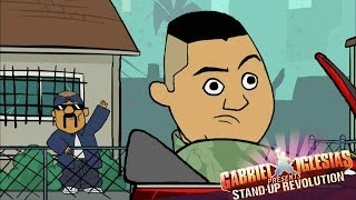 Volkswagon Beetle (Animated) - Gabriel Iglesias Presents: StandUp Revolution!
