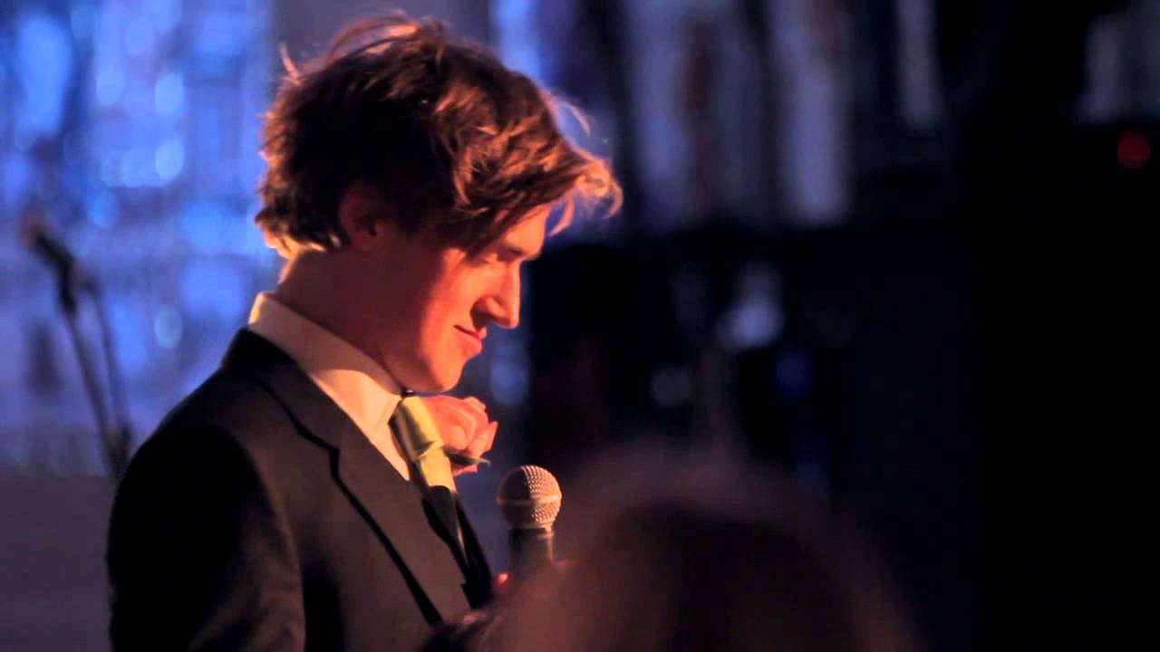 my wedding speech tom fletcher vietsub